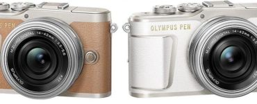 1583345841 The perfect gift for retro loving parents the Olympus Pen E PL9