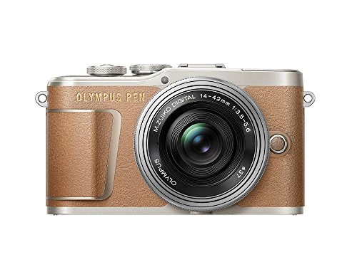 Olympus Pen E-PL9 - 16 MP Compact System Camera (3
