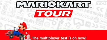 We tried the multiplayer mode of Mario Kart Tour: even more exciting and fun races
