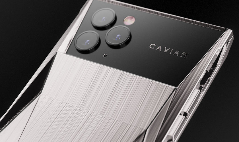 1584052676 Caviar merges iPhone 11 Pro and Tesla Cybertruck design to