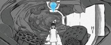 1584240704 The disturbing black and white game Path to Mnemosyne is