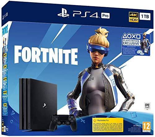 Sony - PS4 Pro 1TB console + Fortnite (Android)