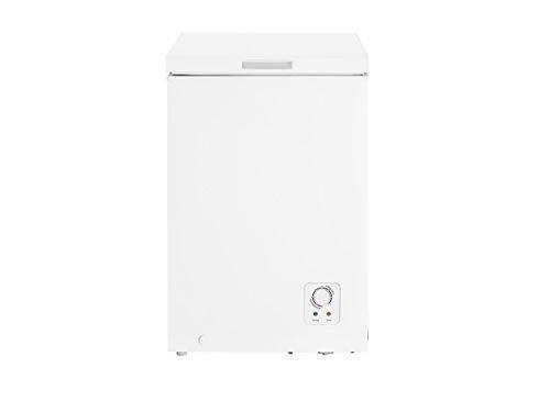 Hisense FT124D4HW1 - Freezer (Trunk, 95 L, 9.5 kg/24h, SN-T, A+, White)