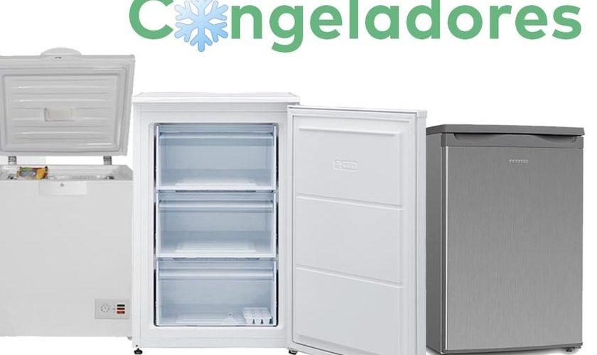 1584898530 19 freezers for less than 300 euros at Mi Electro