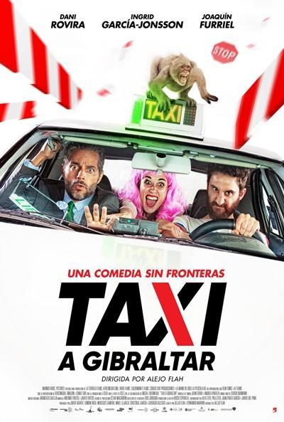 Taxi to Gribaltar (2019)