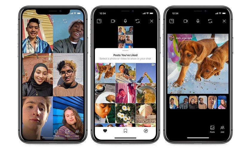 1585135749 see the same photos while video calling your friends is