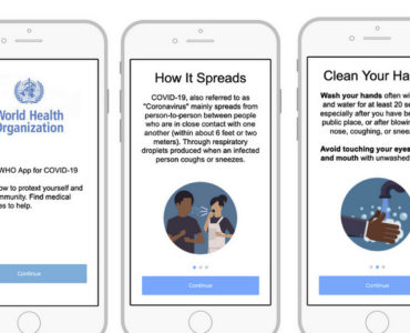 1585606091 World Health Organization prepares official app for iOS and Android