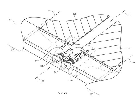 Apple Folding Patent