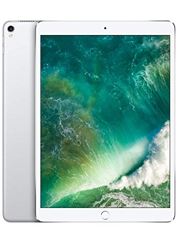 Apple iPad Pro (12.9-inch 256GB with Wi-Fi + Cellular) - Silver (Previous Model)