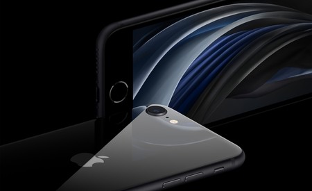 iPhone is black