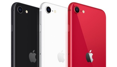 iPhone is three colors