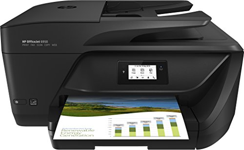 HP OfficeJet - Multifunction printer (Thermal inkjet, Colour printing, Colour copying, Colour scanning, Colour faxing, 15000 pages per month)