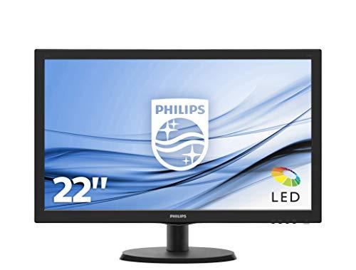 Philips Monitor 223V5LHSB2/00 - 21.5