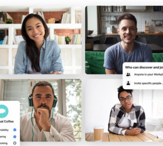 1590584537 Facebook Workplace Rooms Business Group Video Calling to Stand Up
