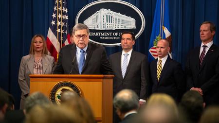William Barr, US Attorney General