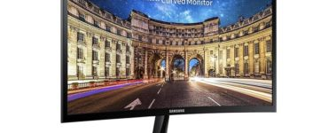 In PcComponents you have a curved monitor like the Samsung