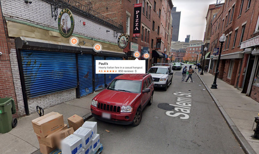1592790777 Google Maps tries to add location information in Street View