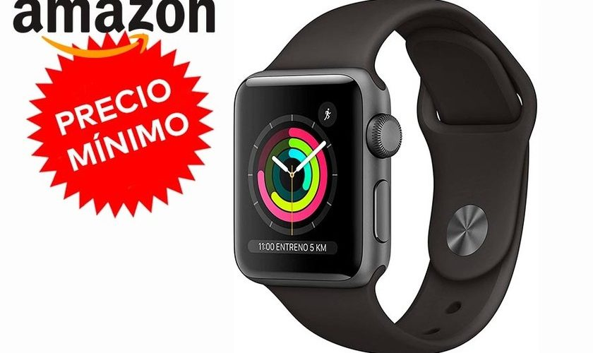 1592879784 Amazon gives you the Apple Watch Series 3 Sport 38mm