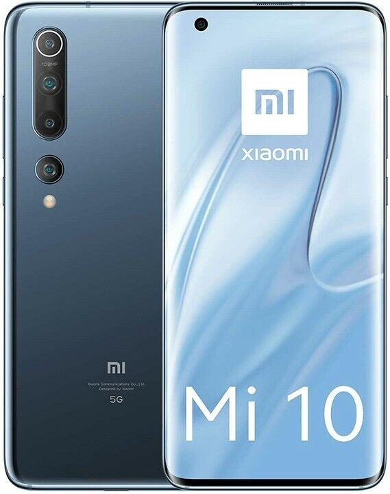 Xiaomi Mi 10 5G 256GB+ 8GB RAM 6.67