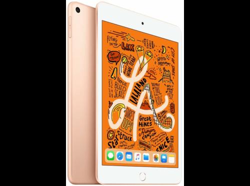 Apple iPad Mini (2019), 256 GB, Gold, WiFi + Cellular, 7.9