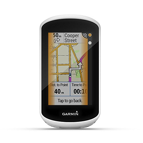 Garmin Edge Explore - Cycle computer for cycling with connectivity features, 240 x 400 pixels, touch screen, 3.0