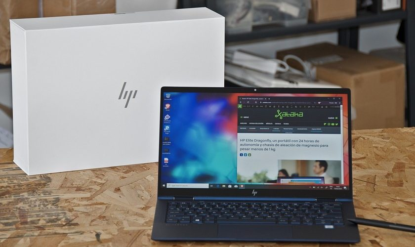 1593677069 Elite DragonFly the HP laptop that weighs less than 1kg