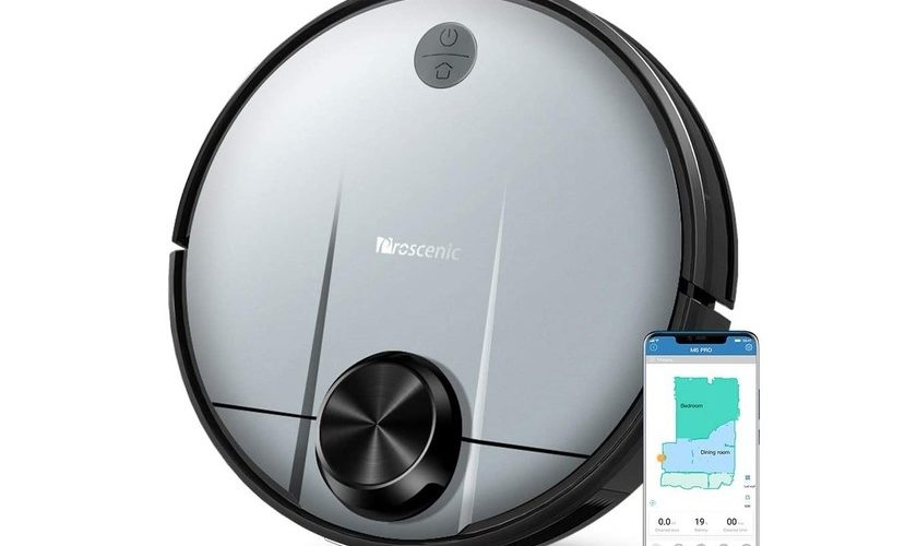 1593723947 Offer of the day on the Proscenic Robot Vacuum Cleaner