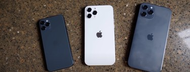 A new video featuring three mock-ups of the new iPhone 12 sizes appears