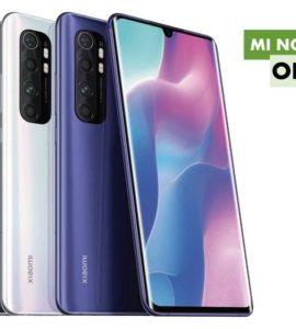 1593911395 With eBays PQ32020 coupon the Xiaomi Mi Note 10 Lite