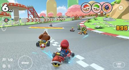 Mario Kart Horizontal Tour