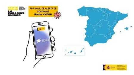 Radar Covid 05