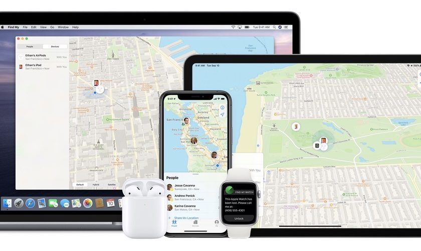 1600272271 Apple patents a device location system using inaudible sounds