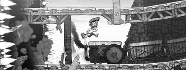 Five black-and-white Android games that are as beautiful as they are entertaining