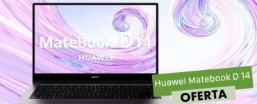 1600934312 This slim Huawei MateBook D 14 is 70 euros cheaper