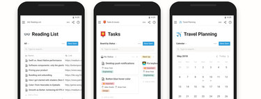 We tried Notion for Android, a work app ready to make things difficult for Evernote and Trello