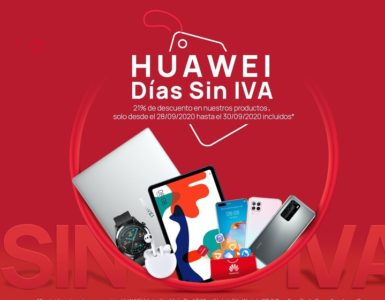 1601309473 the best offers of the Huawei VAT free days