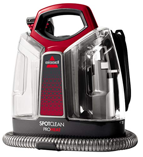 Bissell Spotclean Proheat Portable Carpet Cleaner and Stain Remover