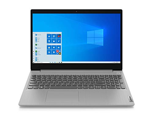 "Lenovo IdeaPad 3 - Laptop 15.6"" FullHD (AMD Athlon 3020e, 8GB RAM, 256GB SSD, AMD Radeon Graphics, No Operating System) gray - Spanish QWERTY keyboard"