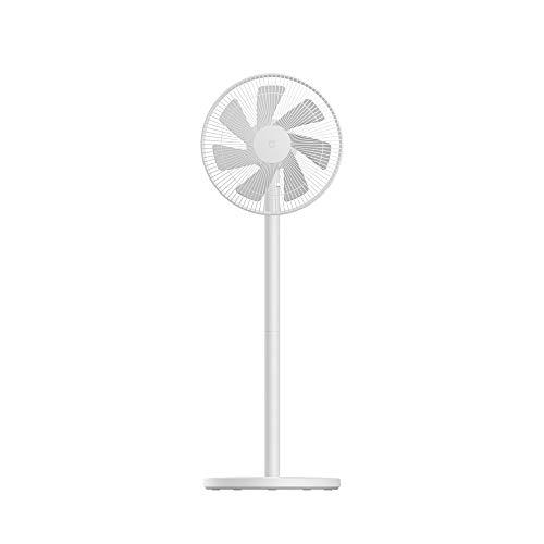 Xiaomi My Smart Standing Fan 1C Fan 45W 26.6 Decibel, 3 Speeds, White