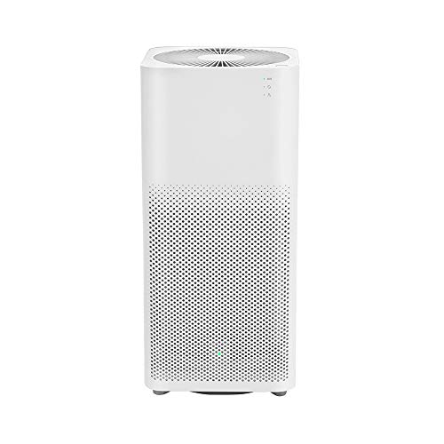 Xiaomi Mi Air Purifier 2H EU version - Air Purifier, with mobile app control, for rooms up to 31m2, 260m3/h, Colour White