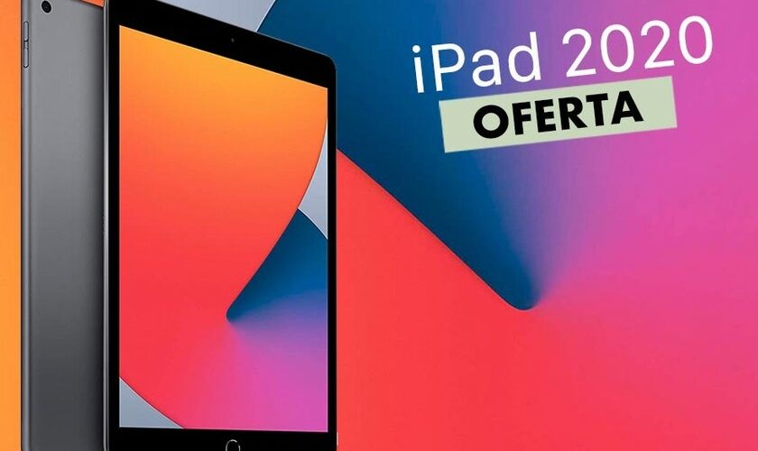 1605299847 The iPad 2020 is 50 euros cheaper if you use
