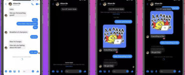 1605441072 Messenger and Instagram launch ephemeral conversations with disappearing messages and