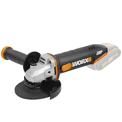 Worx WX803.9 - Grinder 125 mm 20 V (without battery)