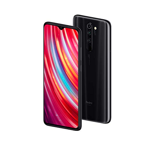 "Xiaomi Redmi Note 8 Pro - 6.53 Smartphone"" FHD + (6 GB RAM, 64 GB ROM, 64 MP Quad Camera, MTK Helio G90T, 4G, 4500 mAh battery) Mineral Gray [Versión española]"
