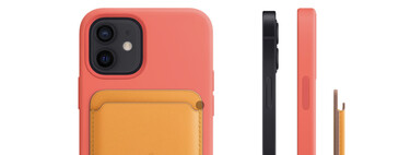 """Leather cases for iPhone 12 arrive today: 65 euros and five colors, MagSafe Duo and others will arrive """"later on"""""""