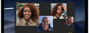 So we can see all the participants of a Group FaceTime call of the same size