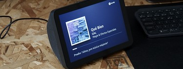 Amazon Echo Show 8, analysis: difficult to resist its versatility with a price like this