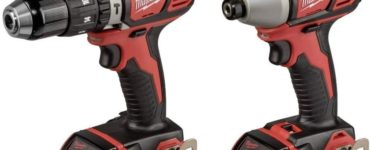 1609290747 Amazon brings us the Milwaukee set of impact drill and
