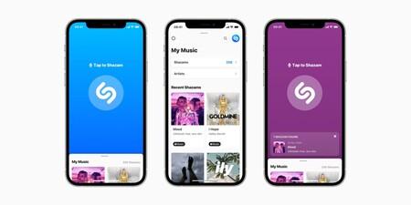 Shazam App Update