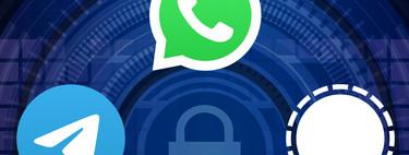 WhatsApp vs Telegram vs Signal, comparison: which is the safest messaging app?